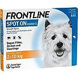 Frontline für Hunde
