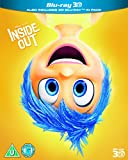 Inside Out (Limited Edition Artwork Sleeve) [Blu-ray 3D]