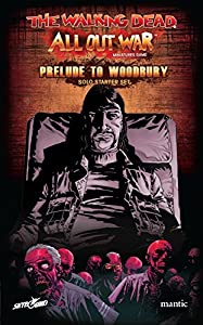 2 Tomatoes Games- Preludio a Woodbury (Solo Starter Set) -The Walking Dead: All out War (Oleada 1), (5060469660004)