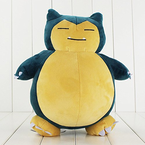 Snorlax Pokemon Peluche 30 cm plush toy 12´´