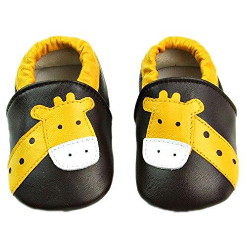Weicher Leder Lauflernschuhe Krabbelschuhe Babyschuhe für Baby Jungen Mädchen mit vielen Modelle Style 13