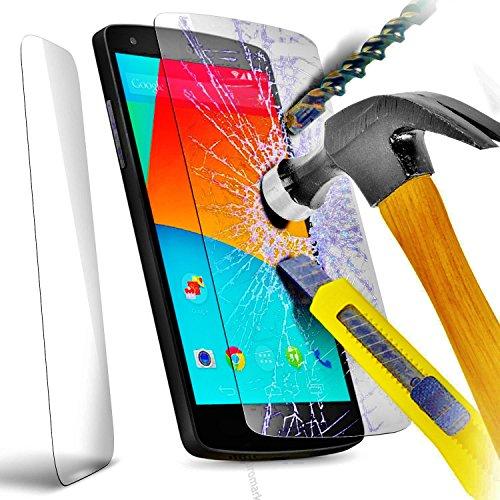 A&D® FILM PROTECTION Ecran en VERRE Trempé pour SAMSUNG GALAXY J5 filtre protecteur d'écran INVISIBLE & INRAYABLE vitre INCASSABLE pour Smartphone Galaxi J 5 dual double sim 8go 16 go duos SM J500 SM-J500F android 3g 4g