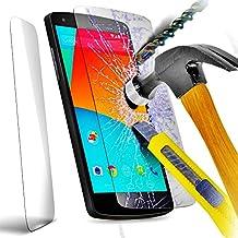 A&D® FILM PROTECTION Ecran en VERRE Trempé pour SAMSUNG GALAXY TREND LITE S7390 filtre protecteur d'écran INVISIBLE & INRAYABLE vitre INCASSABLE pour Smartphone gt-S7390 gt-s7390g S7392 S7390g gt S 7390 gt-S7392 g s7392g