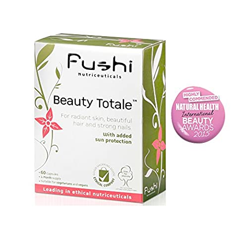 Fushi Beauty Totale for Skin Hair Nails and UV protection