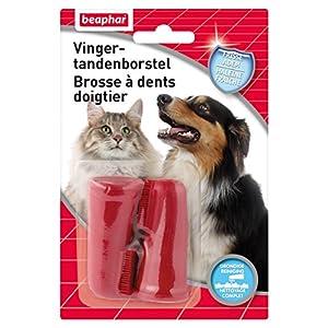 Beaphar-buccafresh, Finger Toothbrush-Oral Hygiene-Cat and Dog 1