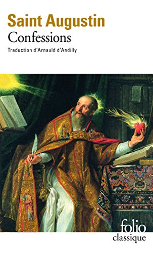 Confessions par Saint Augustin