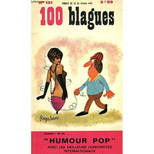 100 BLAGUES N°121. 'HUMOUR POP'