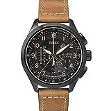 Timex Herren-Armbanduhr Man Iq Mns Linear Chronograph Quarz T2P277