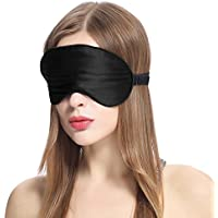 LILYSILK Seide Schlafmaske Augenmaske Nachtmaske Damen Reisen Mit Dem Breiten Gummiband in Schachtelverpackung... preisvergleich bei billige-tabletten.eu