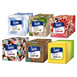 Tempo Light Box Boxes of Tissues, Pack of 6 (6x 60 Tissues)