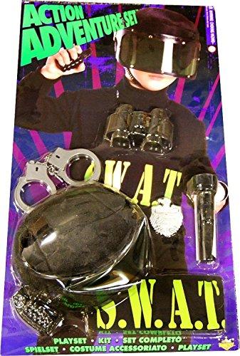 t Blister Child Costume Set One Size (Kid Swat Kostüme)
