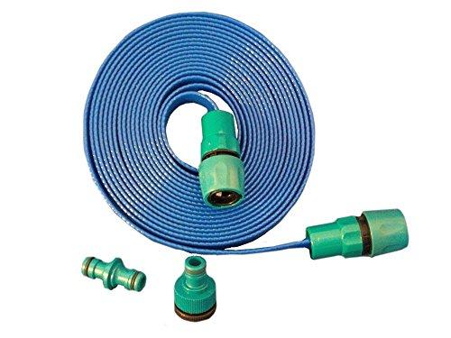 Preisvergleich Produktbild Flacher Trinkwasserschlauch,  10 m - Ideal für Wohnmobil,  Wohnwagen