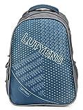 #2: Lutyens Blue 26 Litre Polyester School Bag(Lutyens_310)