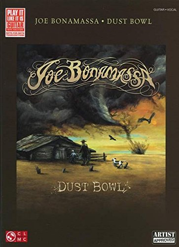 Joe Bonamassa Dust Bowl: Guitar / Vocal