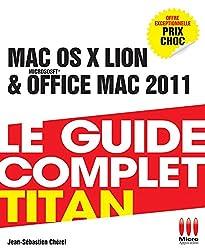 GCTITAN£MAC OS X LION & OFFICE MAC 2011