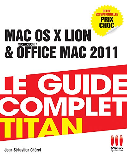 GCTITAN MAC OS X LION & OFFICE MAC 2011