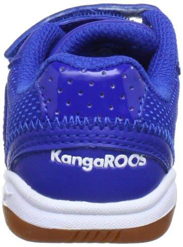 KangaROOS Babyyard Baby Mädchen Lauflernschuhe Blau (royalblue/wht 470)