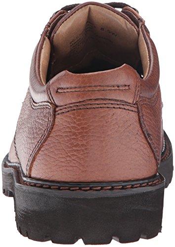 dockersmd Homme Glacier Moc Toe Oxford Marron Chaussures authentique neuf tan foncé