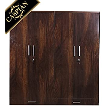 zuari furniture wardrobe. Caspian Junglewood Textured 4 Door Wardrobe Zuari Furniture
