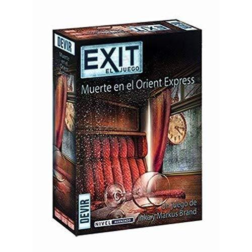 Exit : Muerte en el Orient Express - Castellano