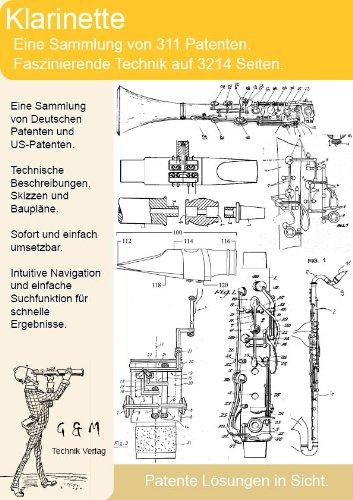 Die Technik der Klarinette. 311 Patente zeigen was dahinter steckt.