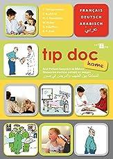 tıp doc home: Arzt-Patient-Gespräch in Bildern. Arabisch-Französisch-Deutsch