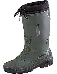 Bekina - Botas de agua unisex, color verde, talla 40.5