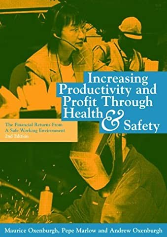 Increasing Productivity and Profit through Health & Safety, 2nd Edition: The Financial Returns from a Safe Working Environment