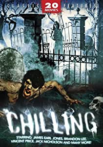Chilling: 20 Blood Curdling Horror Classics [DVD] [Region 1] [US Import] [NTSC]
