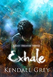 Exhale (A Just Breathe Novel Book 2) (English Edition)
