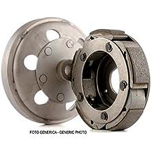 FERODO Kit de turbina campana Suzuki Uh Burgman 2002> 125 2006 FCG0548 (Kit de rotación de la turbina o turbinas con campana)/Kit Clutch Bell Uh Suzuki Burgman 2002> 125 2006 FCG0548 (Kit of clutches bells and)