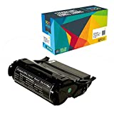 Do it Wiser ® Hohe Kapazität Toner für Lexmark T650DN T650N T652DN T652N T654DN T654N Schwarz T650H11E T650H21E (25.000 Seiten)