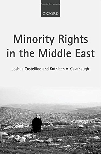 Minority Rights in the Middle East by Joshua Castellino (2013-04-25)
