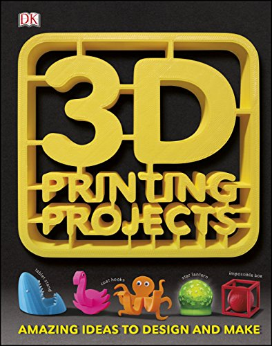 3D Printing Projects (English Edition)