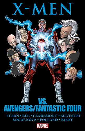 X-Men vs. Avengers/Fantastic Four (English Edition)