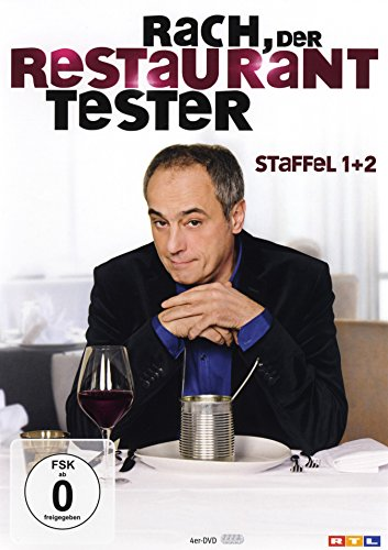 Rach, der Restauranttester - Staffel 1+2 (4 DVDs)