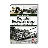 Buch Typenkompass Deutsche Heeresfahrzeuge