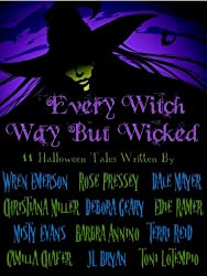 Every Witch Way But Wicked (English Edition)