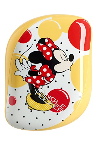 Tangle Teezer Compact Styler Disney Minnie Mouse Sunshine ()