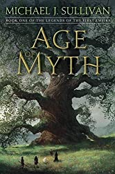 Age of Myth: Book One of The Legends of the First Empire by Michael J. Sullivan (2016-06-28)