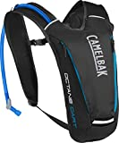 Camelbak Octane Dart Sac d'Hydratation Mixte Adulte, Noir/Atomic Blue, 4.5