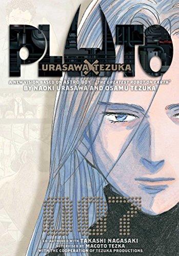 Pluto Urasawa x Tezuka. Volume 7