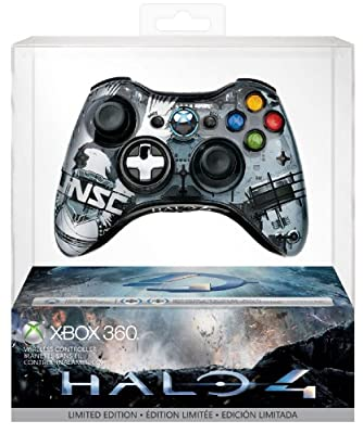 Halo 4 Xbox 360 Wireless Controller