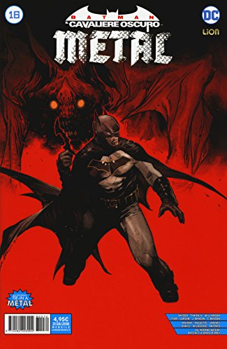 Metal. Batman. Il cavaliere oscuro: 16