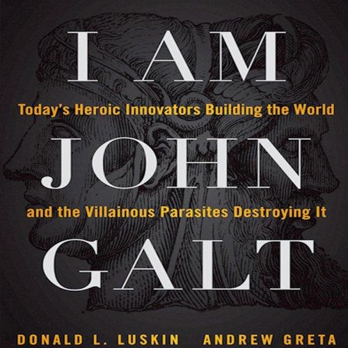 I Am John Galt  Audiolibri