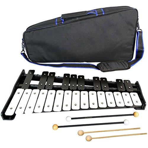 Sonor GL25 PN chromatisches Glockenspiel + KEEPDRUM Schlägel