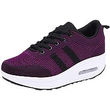 Zapatillas para Mujer,BBestseller Calzado de Deportivos de Running para Mujer Gimnasia Ligero Sneakers Zapatos