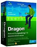 Dragon NaturallySpeaking preferred v10