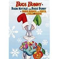 Buon Natale con Bugs Bunny + Bugs Bunny e la festa di Halloween