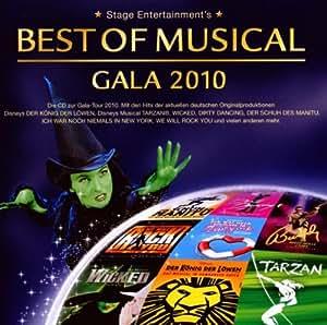 Best Of Musical - Gala 2010